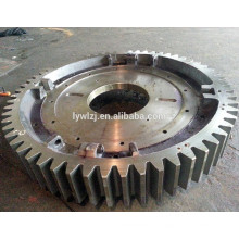 Engranaje de rueda de acero de alta calidad hecho en China