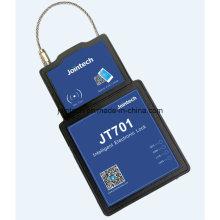 Verrouillage électronique du conteneur GPS