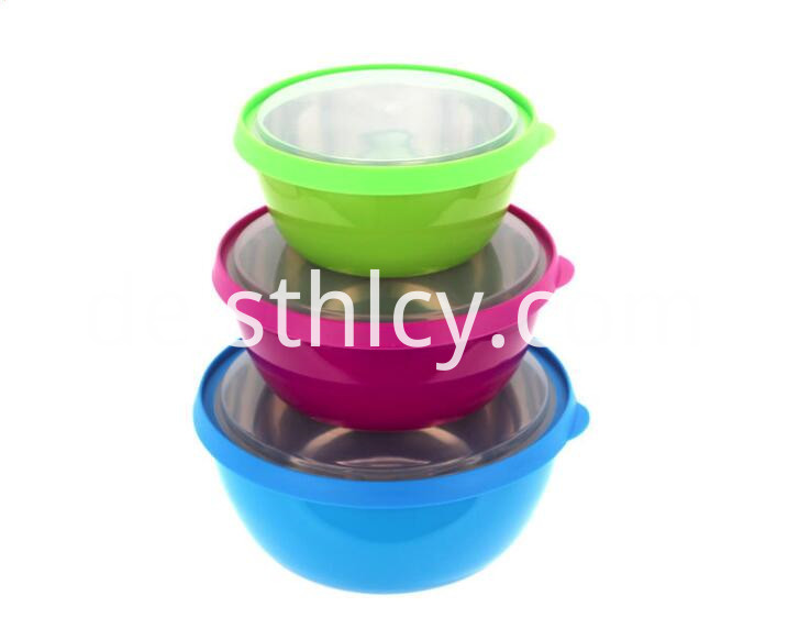 Stainless Steel Food Container Leak Proof
