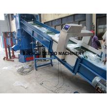 Máquina do densificador do aglomerador do plástico do filme
