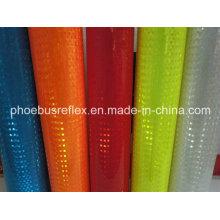 Piratable reflektierende PVC-Folie