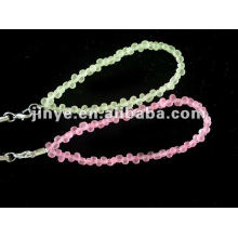 Short Handy Beaded Jewelry Cell Chain