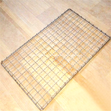 Сетка тканая двухслойная гриль-барбекю