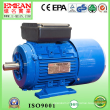 Ml Series Housing Single Phase Double Capacitors Electric Motors