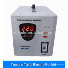 5kva stabilisateur de tension automatique 220V ac