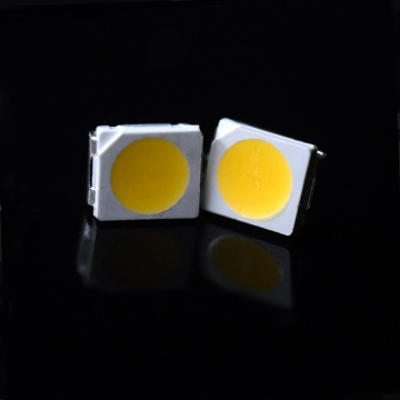 3,5 * 2,8 * 1,4mm SMD 3528 varm vit LED