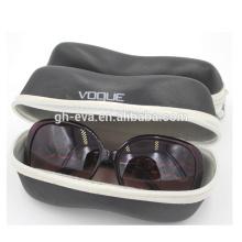 Presente promocional viajar óculos de sol de caixa pequena