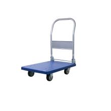 Blue Platform Foldable Hand Truck