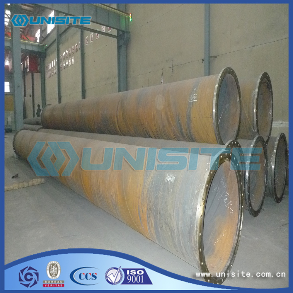 Spiral Duct Straight Pipe Price