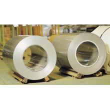 Bobine matérielle d'acier inoxydable de demi de moulin de cuivre de matériel d'Aod 201