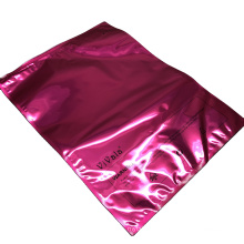 China Clear Zipper Top Cloth Packaging bag For Pants Underwear  Cloth Packaging Bag For Apparel