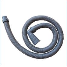 Venta caliente Lavadora tubo de drenaje de residuos flexible Manguera acanalada