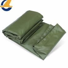 Lasting sun protection vinyl canvas tarps