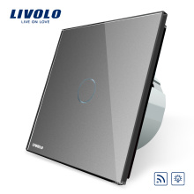 Wenzhou Livolo Electric Livolo Capacigive Touch Light Dimmer Switch VL-C701DR-15