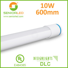 270/300 Beam Angle T8 LED Tube Light with Clear/Frosted Cover