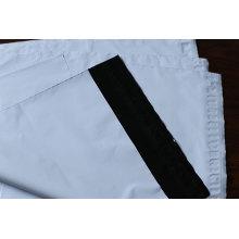 Custom White Color Garment Packaging Bag for Express