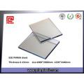 6X1000X2000mm Clear Static-Dissipative Acrylic Plexiglass Panel