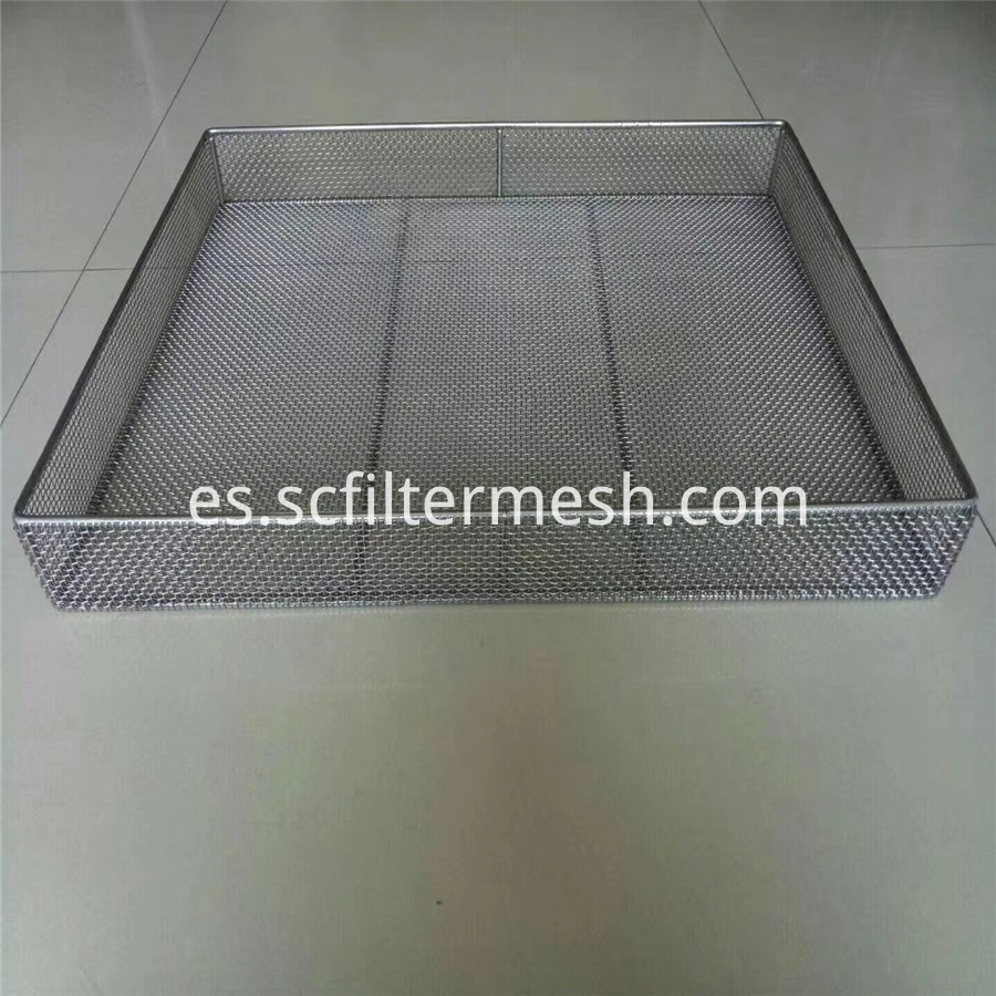 Wire Mesh Baskets