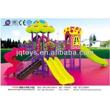 Грибная детская пластиковая площадка Angel Paradise
