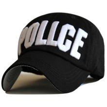 Cheap Black Baseball Cap with Embroidery Logo