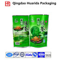 Customized Plastic Tea Packaging Bag with Colorful Printing