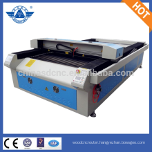 Working area 1300*2500mm 80w/100w/130w/150w co2 cnc laser cutter