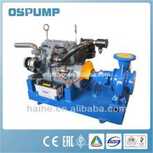 Air cool Diesel Engine portable fire pumps