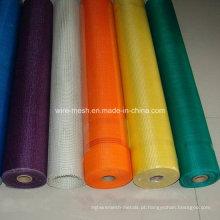 Cinco cores Fiberglass Wire Mesh para Mosquito Protegido