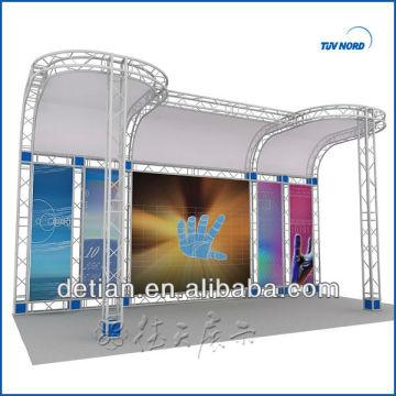 Truss stehen zum Verkauf, Aluminium Truss vier Rohre aus Shanghai