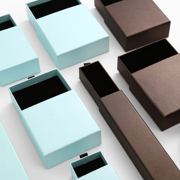 Jewelry Boxes Set Cardboard Gifts 1 Png