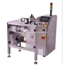 Máquina de embalagem de estação única com balança linear
