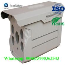 OEM de aluminio de fundición al aire libre impermeable CCTV Camera Shell cubierta