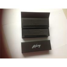 Tipo de libro Caja de regalo con inserto EVA y tarjetas de especificación