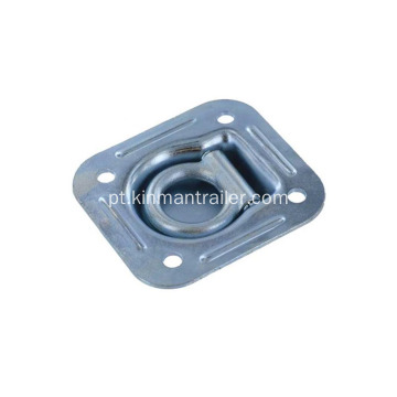 D Ring Tie Down Anchor Square Flip