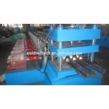 Leitplankenformmaschine