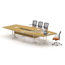 (MFC)HT-24-45 modern conference table stainless steel frame for 4.5M conference tables for sale