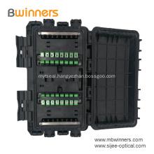 24 Core Clamp Inline type Fiber Optic Splice Enclosure Box
