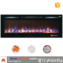 """NEWEST 60"""" Linear Electric Fireplace Insert"""