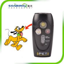 Pet Command - Control de corteza de entrenamiento de mascotas con linterna incorporada (ZT12017)
