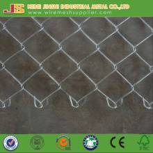 Galvanized Security Chain Link Fencing Made in China