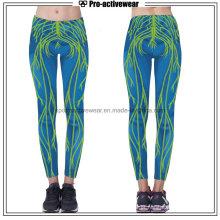 Fábrica do OEM Mulheres Yoga Running Running Leggings