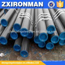 Tubo de acero inconsútil DIN1629, ST52, ST37, ST44