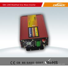 Чистый синусоидальный инвертор переменного тока 1200 Вт постоянного тока