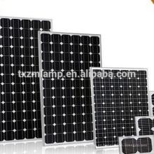 yangzhou popular en Oriente Medio paneles solares baratos China / 200w precio del panel solar
