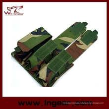 Bolsa cargador M4 Tactical con tres militares bolsa funda revista