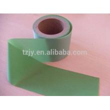 100% полиэстер, бэк материала зеленый Светоотражающие ткани