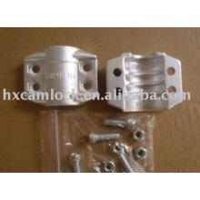 Нержавеющей стали ss316 DIN2817 струбцины безопасности