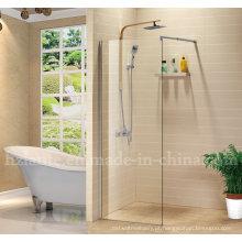 Cabine de duche 2014 com moldura de aço inoxidável (LTS-021)