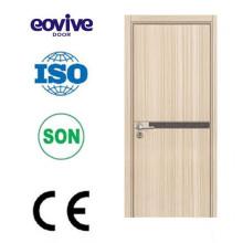 Latest hot design safety wooden hotel door designs