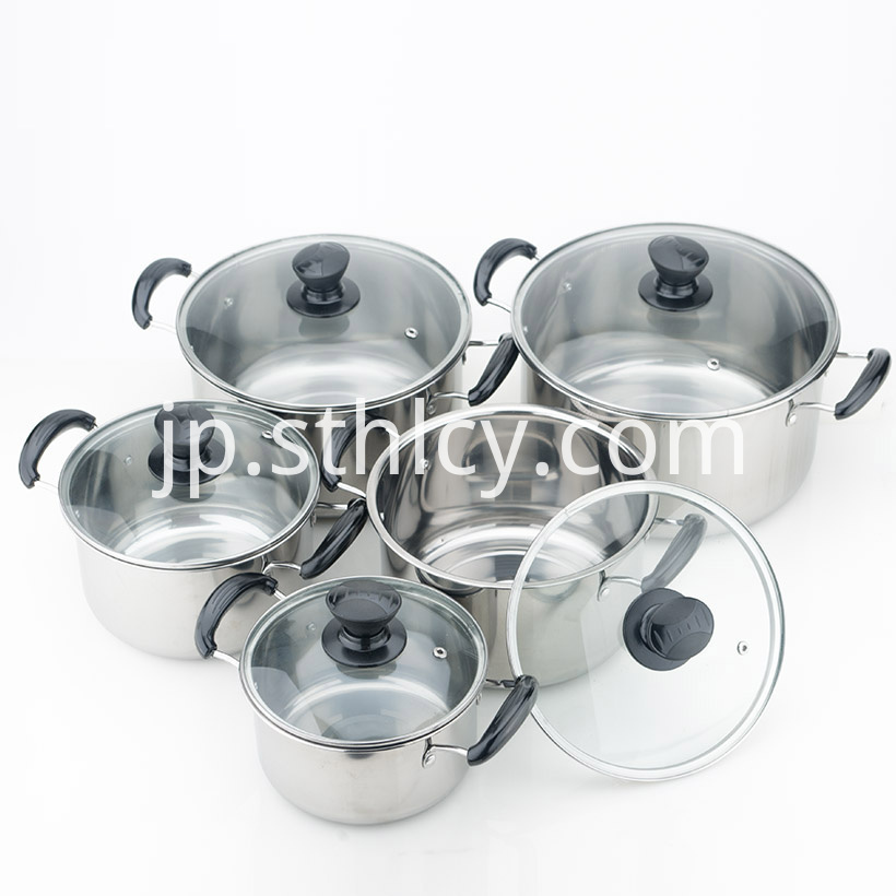 Cookware Set For Induction